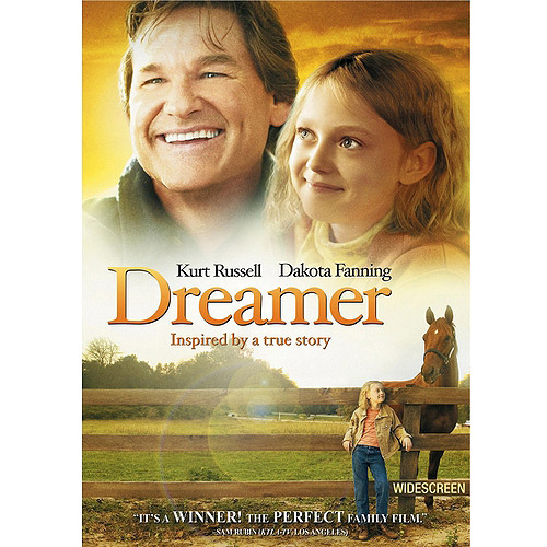 DREAMER-INSPIRED BY A TRUE STORY (DVD)