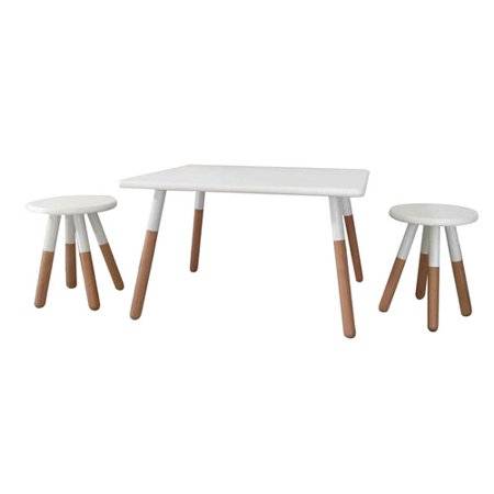 X Rocker Kids Table And Stool Set Multiple Colors