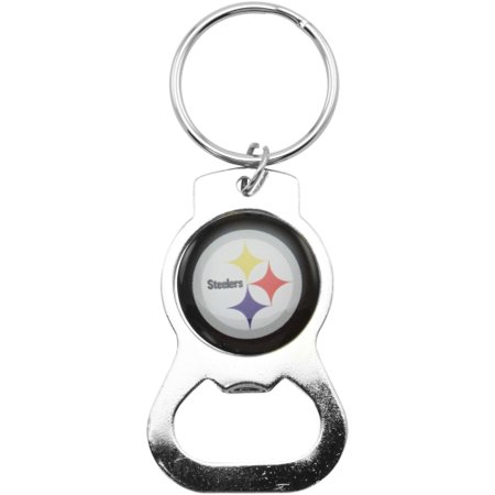 Bottle Opener Key Ring - Pittsburgh Steelers