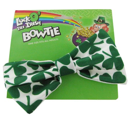 Rubie's 10 Pack Unisex Luck O The Irish Bow Tie Costume Accessory