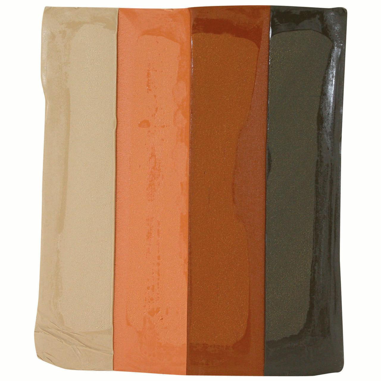 Sargent Art® Modeling Clay, Earth Tone Colors, Pack of 12 packs