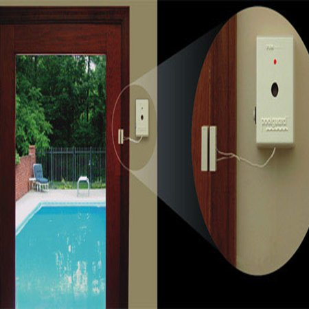 PoolGuard DAPT-2 Swimming Pool Door Alarm