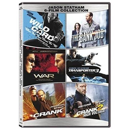 Jason Statham 6 Film Collection