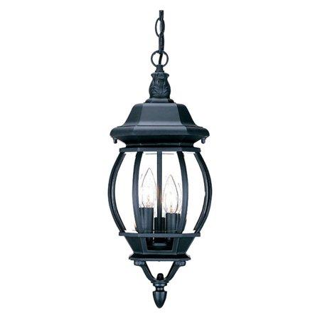 Acclaim Lighting Cau 3 Light Outdoor Hanging Lantern Fixture