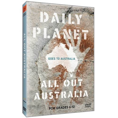 Daily Planet Goes To Australia: All Out Australia
