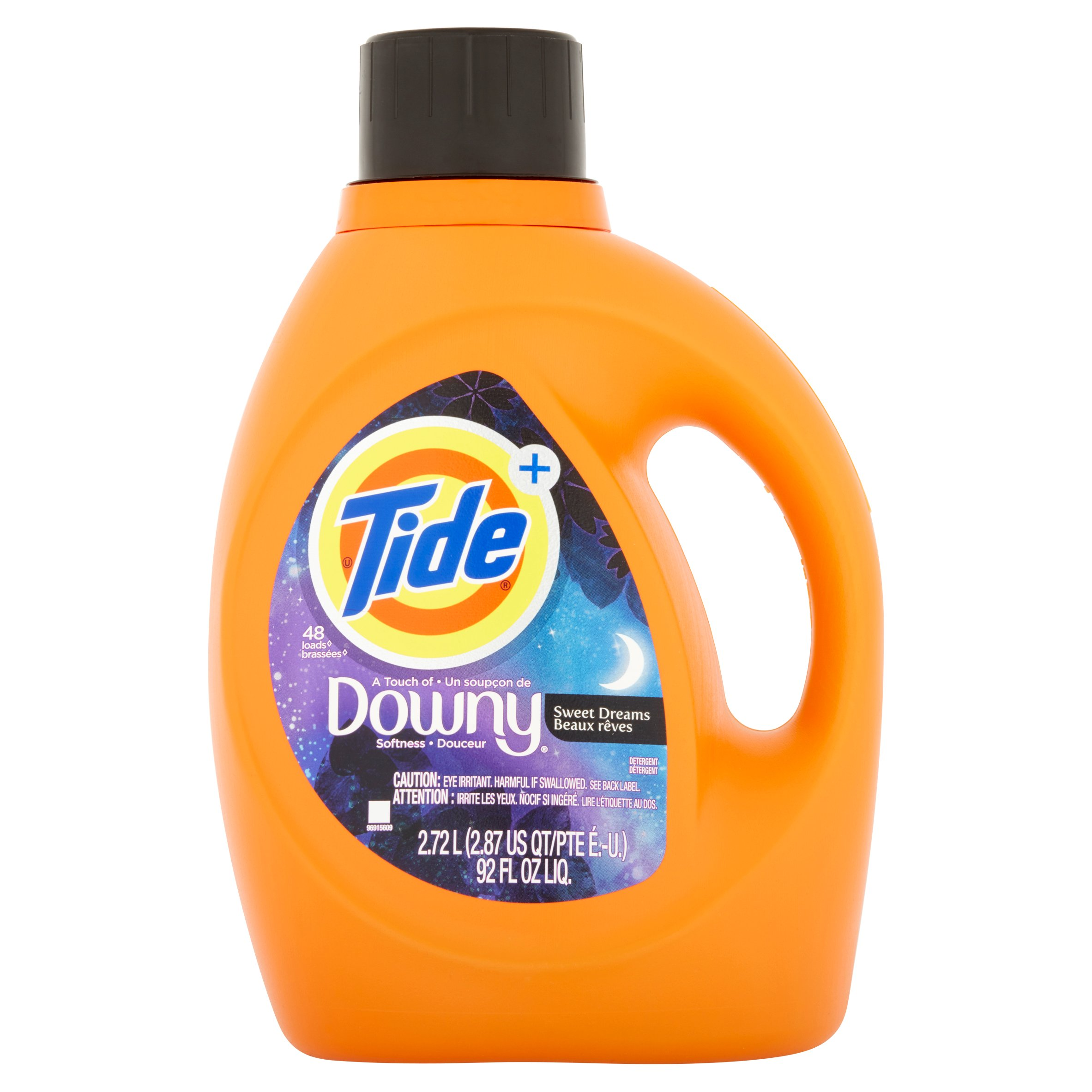 Tide a Touch of Downy Softness Sweet Dreams Detergent, 48 loads, 92 fl oz