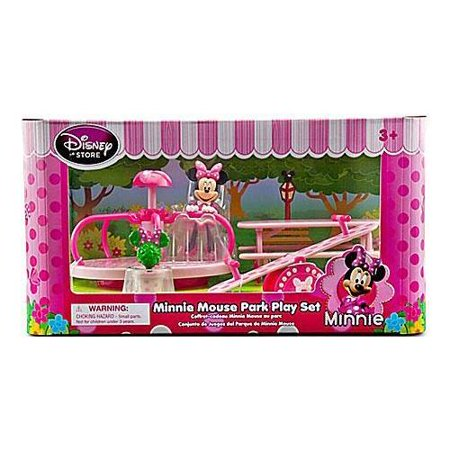 Disney Minnie Mouse Park Exclusive Playset