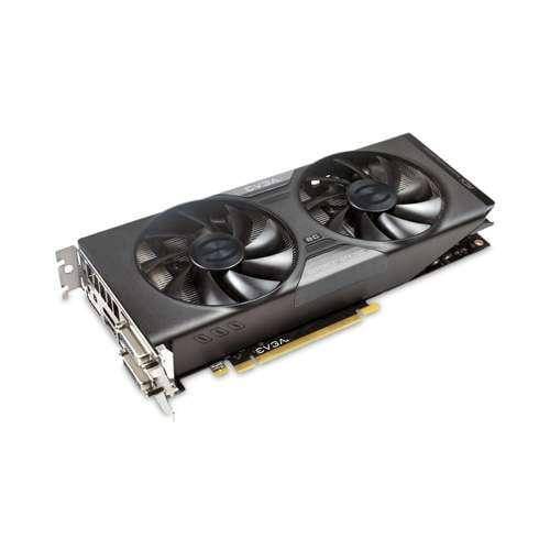 Evga Geforce Gtx 760 Sc 2gb Gdrr5 1072 M