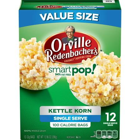Kettle Korn Microwave Popcorn Mini Bags