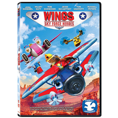 Wings: Sky Force Heroes (DVD   Digital Copy) (Walmart Exclusive) (With INSTAWATCH) (Widescreen)