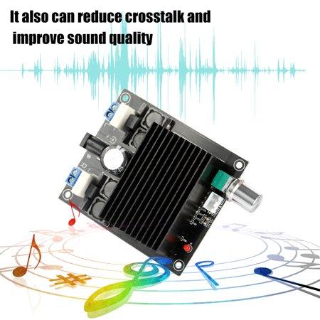 TDA7498 2*100W Class D Power Amplifier Board Assembled Dual Audio Stereo Digital Module - image 3 of 6