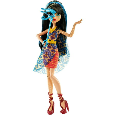 Monster High Welcome to Monster High Cleo de Nile Doll](Monster High Cleo Dolls)