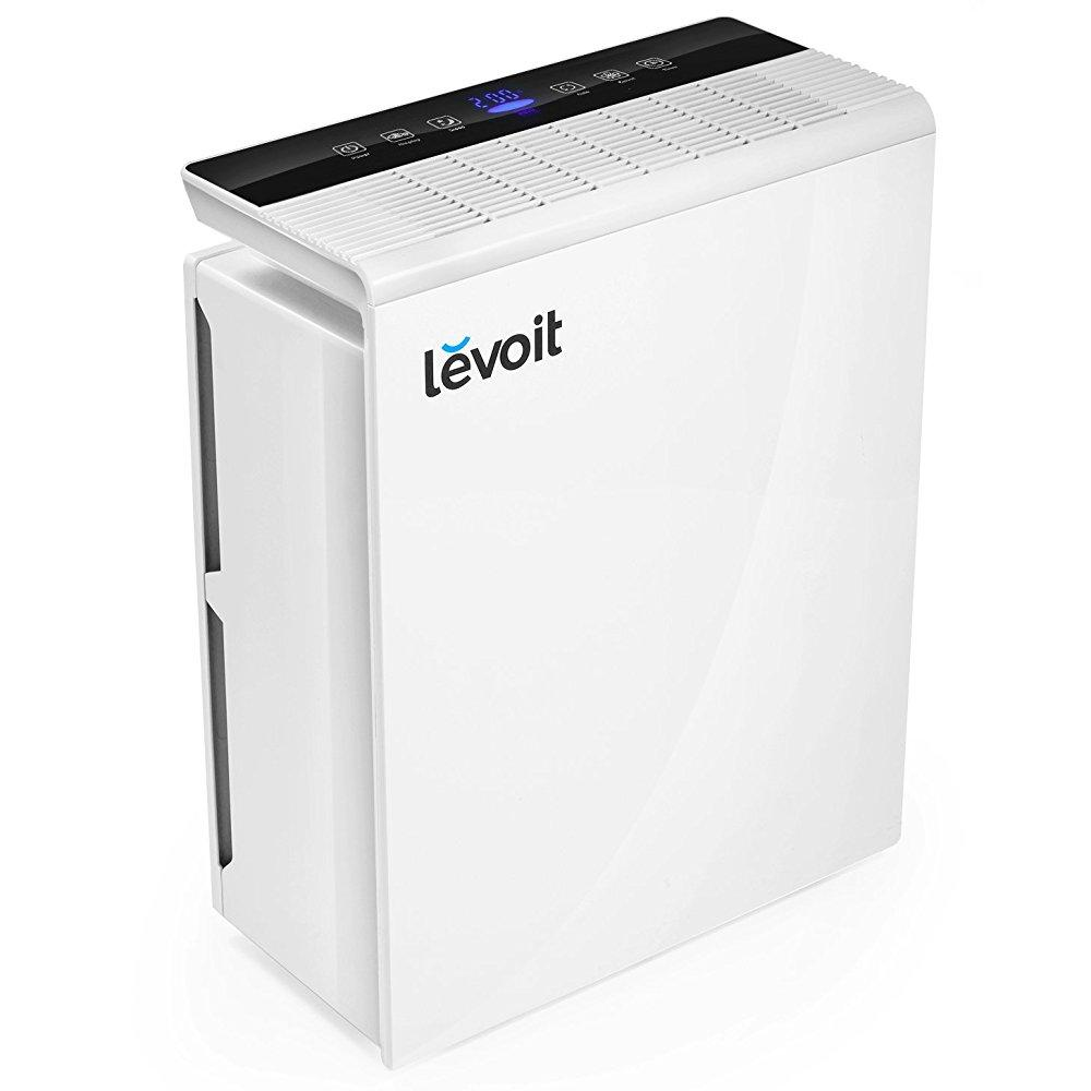 levoit lv-pur131 air purifier with true hepa filter, odor allergies ...