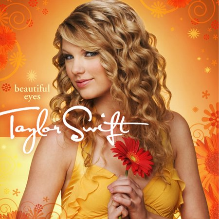 Taylor Swift - Beautiful Eyes (Walmart Exclusive) (CD + DVD) - Taylor Swift Cat Outfit