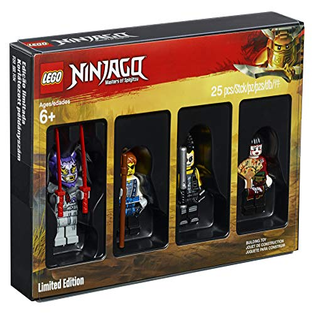 LEGO 2018 Bricktober Ninjago Minifigure Set 3/4 - image 1 de 1