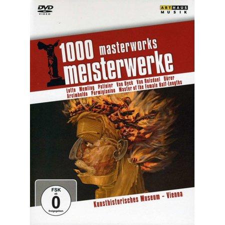 1000 Masterworks  Kunsthistorisches Museum Vienna