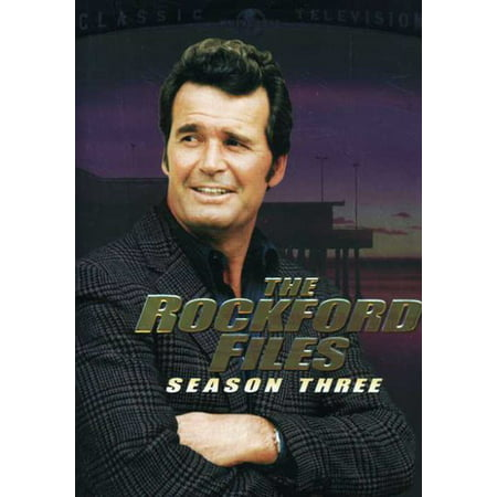 The Rockford Files: Season Three (Paul And Young Ron Halloween)