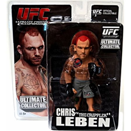 UFC Ultimate Collector Series 9 Chris The Crippler Leben - image 2 de 3