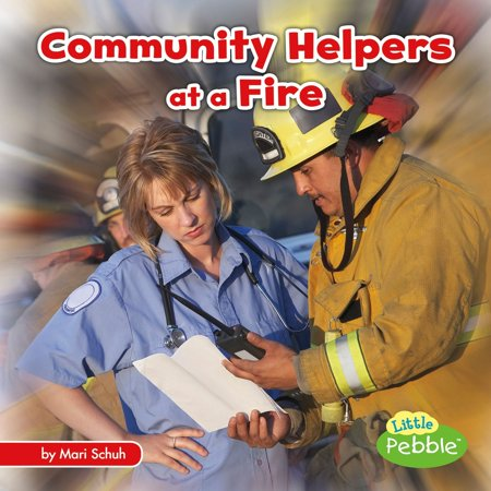 Community Helpers at a Fire - Audiobook](List Of Community Helpers)