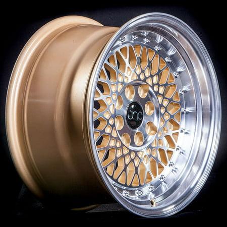 Golden Edge Rim - JNC Wheels - 15