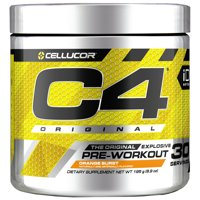 Cellucor C4 Original Pre Workout Powder, Orange Burst, 30 Servings