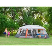 Ozark Trail 12-Person 3-Room Instant Cabin Tent with Screen Room Image 2 48cae67fba