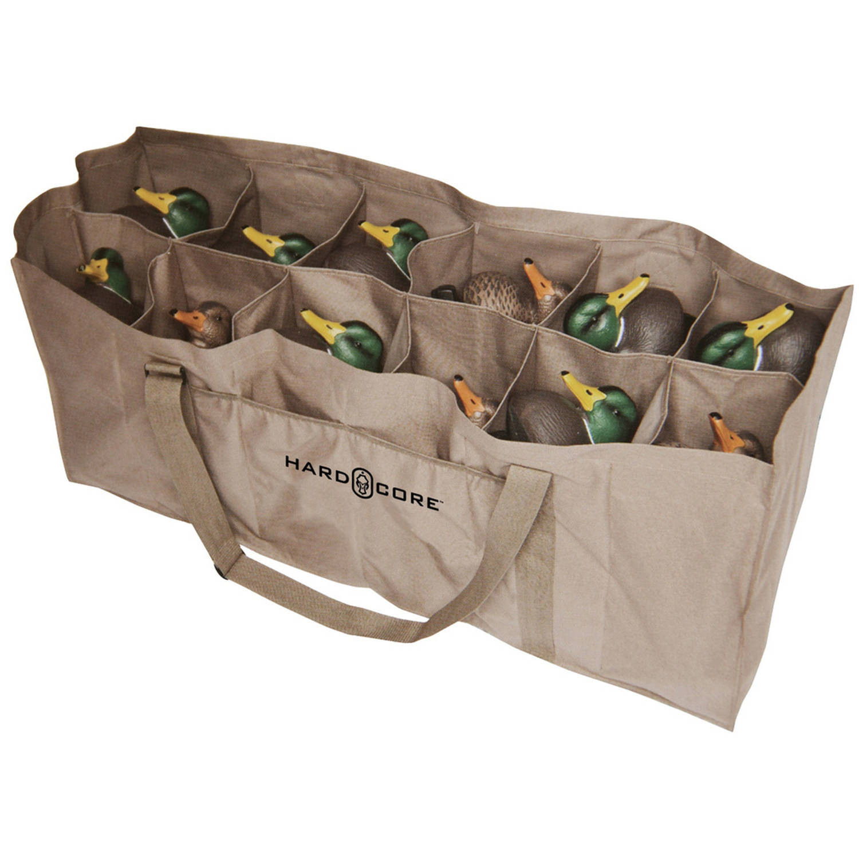 HARD CORE  6 Slot  DUCK Decoy Bag NEW