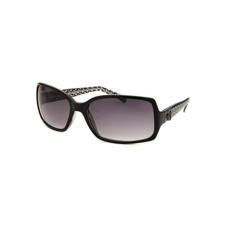 Guess Womens GU6408 Rectangle Gradient Fashion Sunglasses