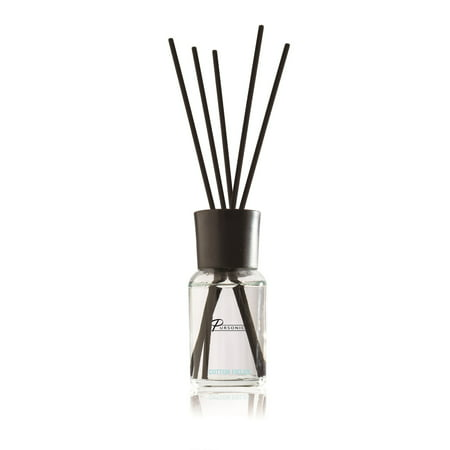 Pursonic Fragrances Reed Diffuser, Cotton Fields, 1.7 Oz