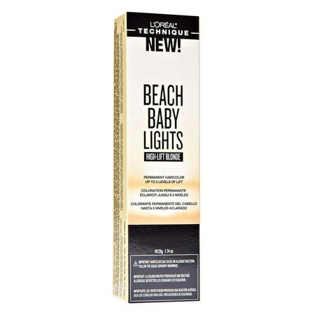 L'oreal Technique Beach Baby Lights High Lift Blonde - Cool