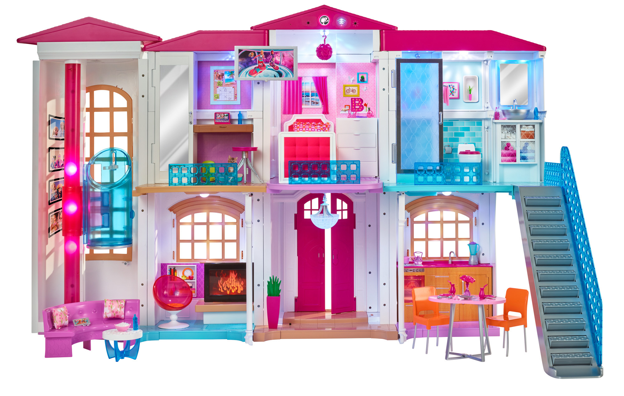 10 awesome barbie doll house models - 10 Awesome Barbie Doll House Models 13