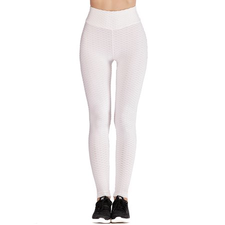 860bb064e SAYFUT - SAYFUT Plus Size Yoga Pants for Women Stretch Workout Yoga Sport  Pants Tight Leggings Solid Trousers White/Black/Blue/Red/Gray - Walmart.com