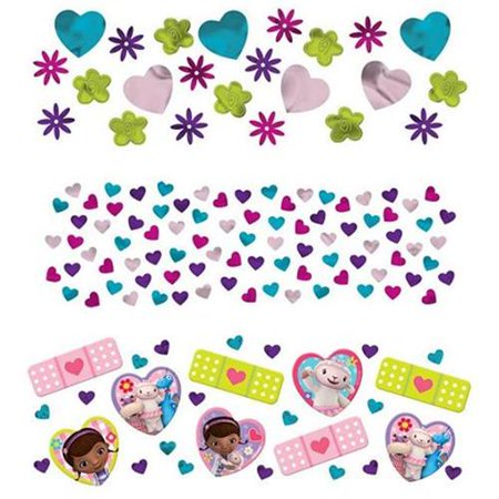 Doc Mcstuffins Confetti 1.2Oz (Each) - Party Supplies](Doc Mcstuffins Christmas Wrapping Paper)