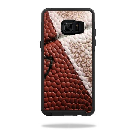 Noles Football - Skin Decal Wrap for OtterBox Symmetry Galaxy Note 7 Football