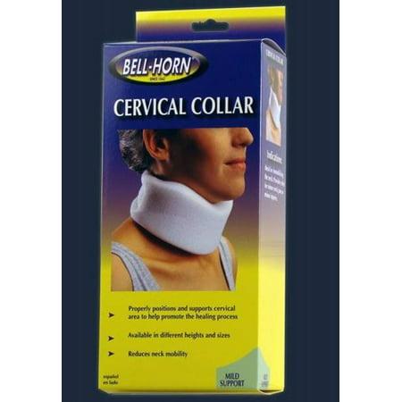 Orthopedic Stockinette - Cervical Collar w/ Stockinette 2.5 Ht. Medium 16 - 18, Orthopedic Care By DJO BellHorn