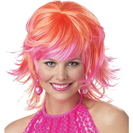 Trippy Shag Adult Halloween Wig
