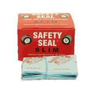 """Safety Seal SSRS Tire Repair Refills, 60 4"""" Slim Inserts, to Repair Small Punctures, for Autos and Light Trucks"""