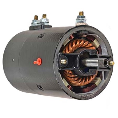 New 12v Reversible Electric Motor Fits Various Winch Lications Mmw6201 458135 458118
