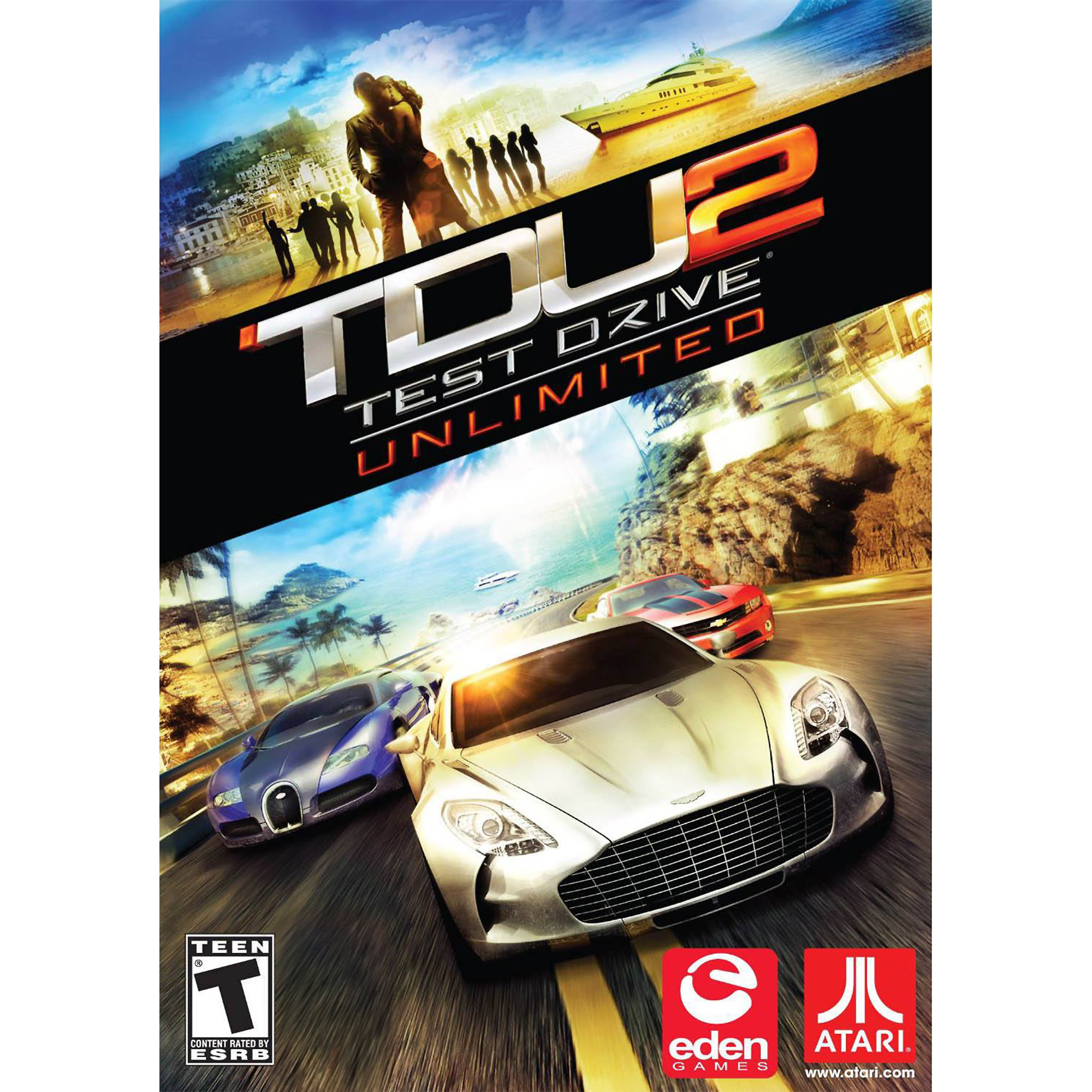 Test Drive Unlimited 2 (PC) (Email Delivery)