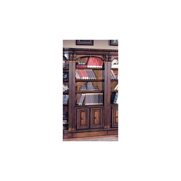32 Inch Open Top Bookcase w 4 Shelves - Huntington - Walmart.com