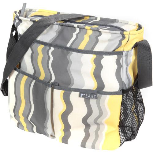 California Innovations Jordan Baby Tote Arabesque Diaper Bag
