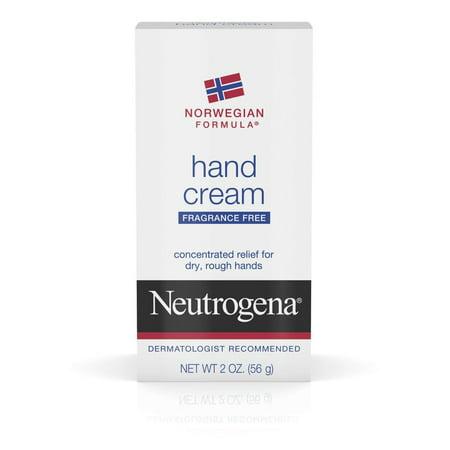 neutrogena norwegian formula hand cream, 2 oz