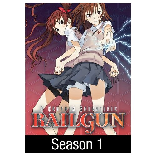 A Certain Scientific Railgun: A Certain Pair of New Trainees (Season 1: Ep. 5) (2009)