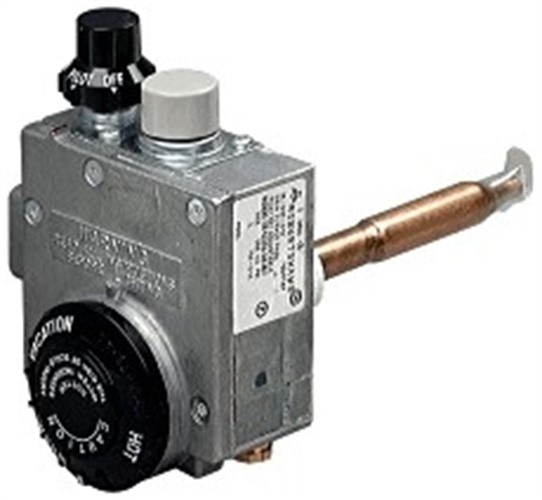 Camco Robertshaw 08421 Gas Control Valve, 1/2 x 1/2 in, N...