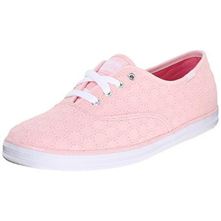 d873774c4831 Keds - Keds Women s Champion Eyelet Fashion Sneaker (5.5 B(M) US) -  Walmart.com