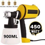 Best Electric Paint Sprayers - Hifashion Electric Paint Sprayer Gun Power Painter 400 Review
