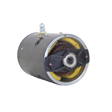 Hydraulic Post - NEW 24V CCW STARTER MOTOR FITS MONARCH HYDRAULICS PUMP SINGLE POST SLOTTED SHAFT