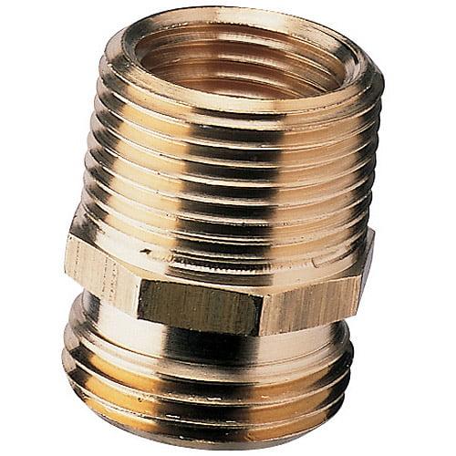 Nelson Sprinkler 50572 Brass Pipe & Hose Fitting