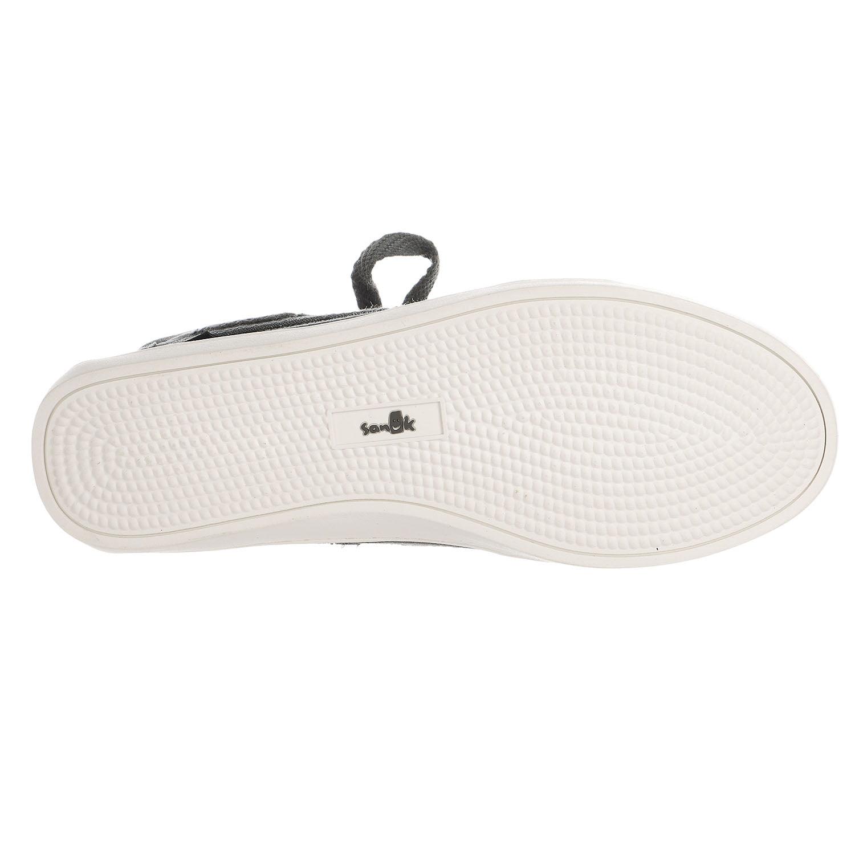 Sanuk Casual Shoes Womens Vee K Shawn Lace Canvas Chukka 1013820