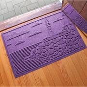 Bungalow Flooring Aqua Shield Lighthouse Cove Doormat